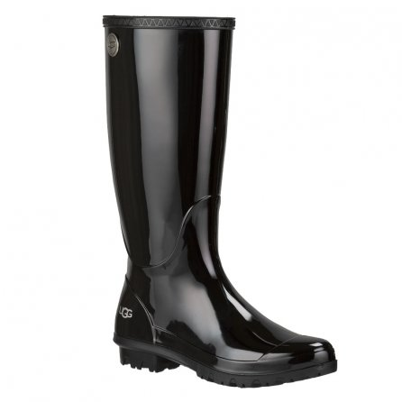 UGG Shaye Rain Boot (Women's) - Black