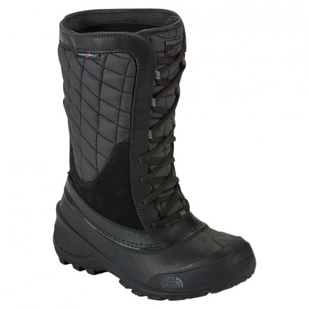 The North Face Thermoball Shellista Boot (Girls') - TNF Black