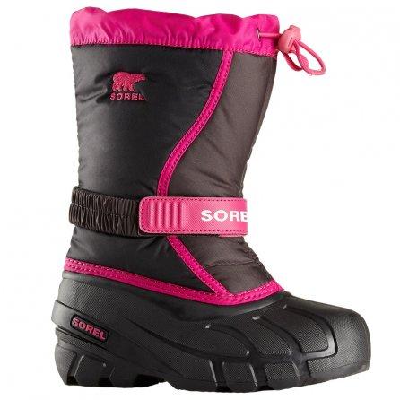 Sorel Flurry Boot (Kids') - Haute Pink