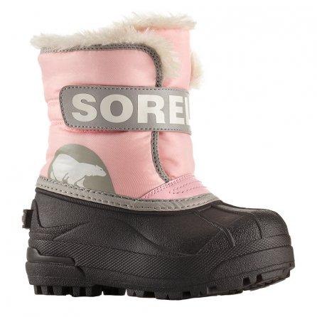 Sorel Snow Commander Boot (Toddler Girls') - Cupid